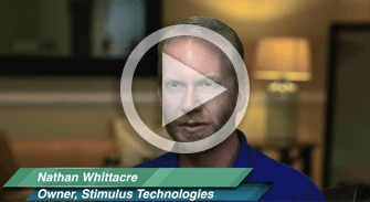 Nathan Whittacre, Owner of Stimulus Technologies