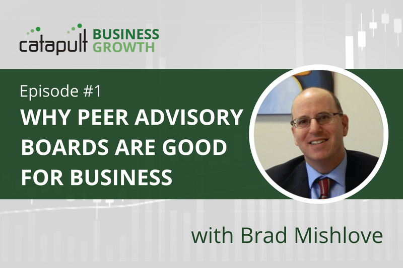 Why Peer Advisory Boards are Good For Business
